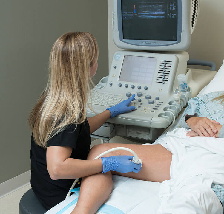 Diagnostic Vascular Ultrasound
