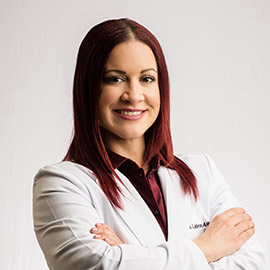 Dr. Jessica Lebron, Vein and Vascular Surgeon